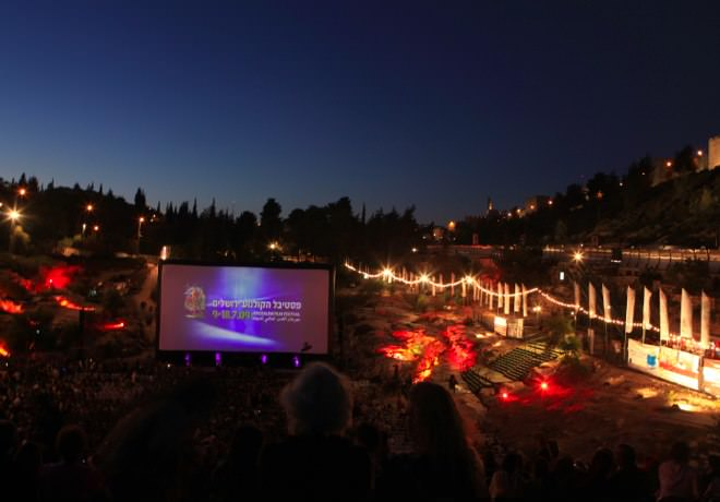 The Jerusalem International Film Festival