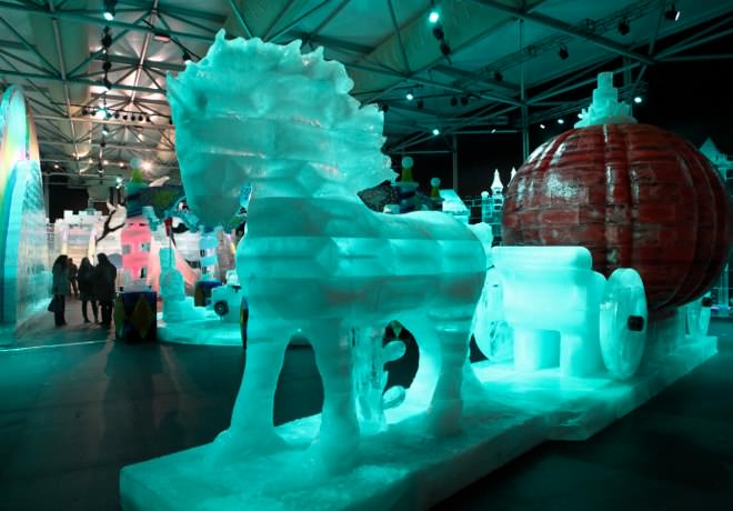 International Ice Festival - Fantasy World