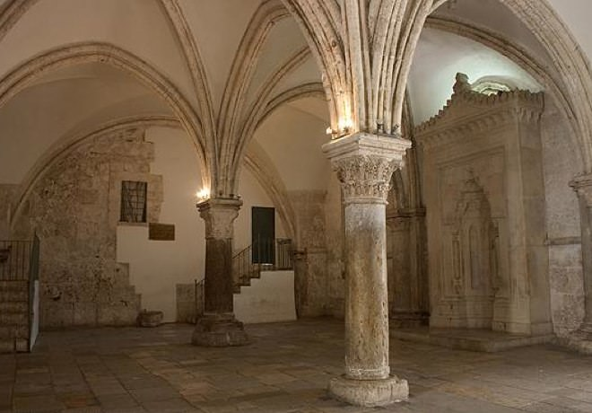 The Hall of the Last Supper