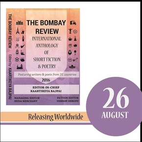 "The story ""Very private relativity"" in an English translation at the yearly antology of ""The Bombay review"" menuscript with 31 authors and poets from 31 countries."