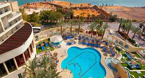 5 Star hotels in the Dead Sea area