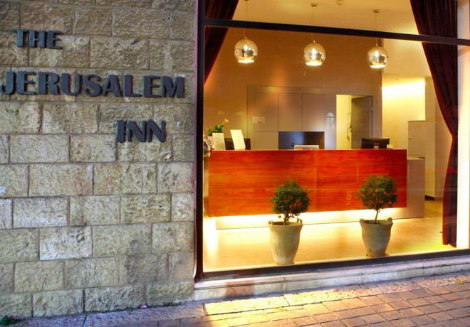 Jerusalem Inn Hotel - Outside View