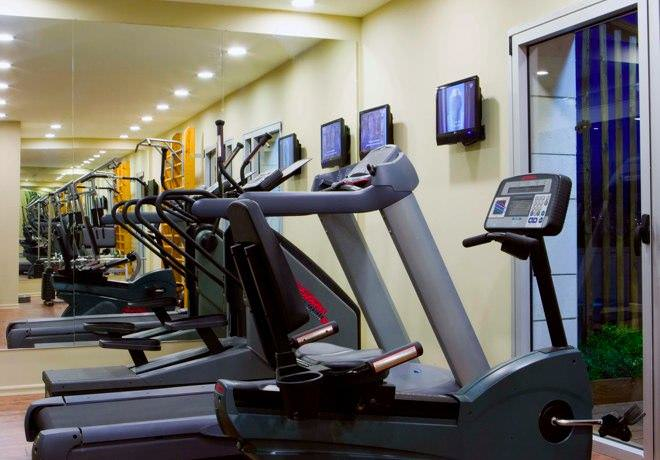 Dan Boutique Hotel - Gym