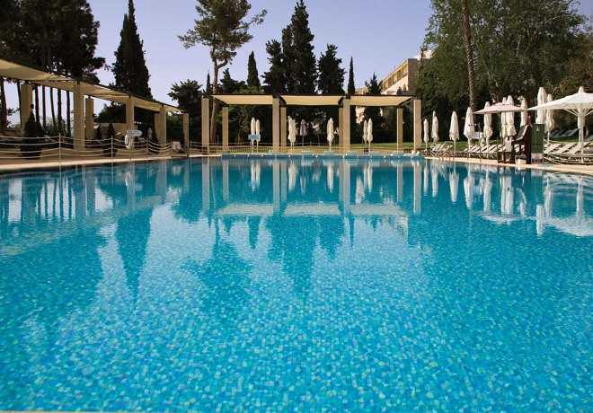 King David Hotel - Outdoors Pool