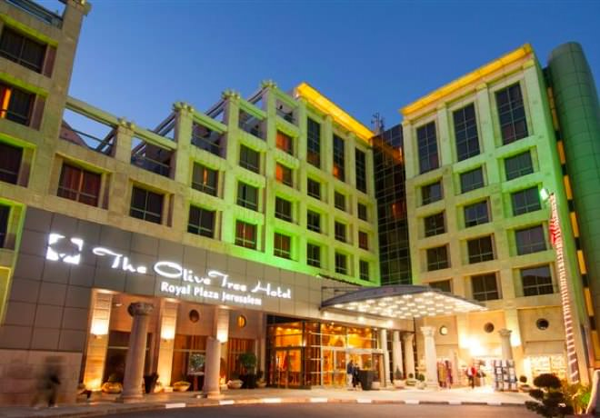 Olive Tree Hotel Jerusalem - The Jerusalem Hotels Association