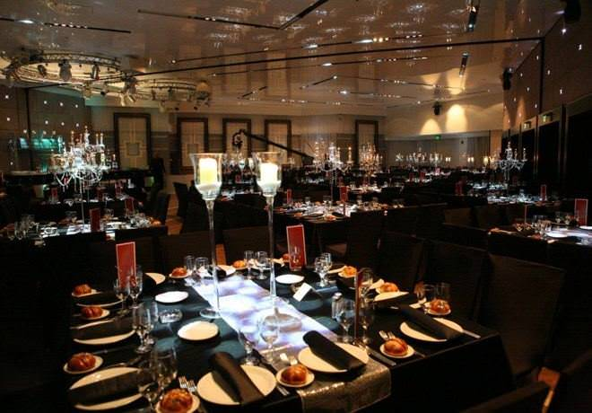 Crowne Plaza Hotel - Events Hall