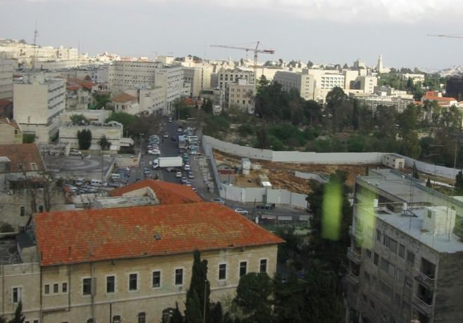 Jerusalem Tower Hotel - View