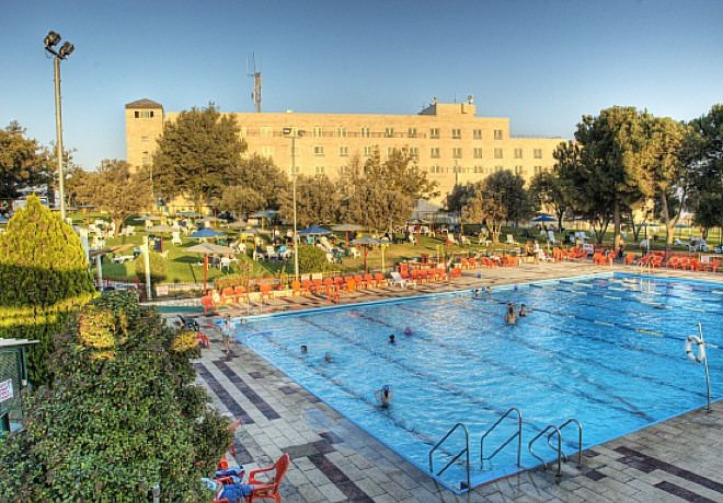 Ramat Rachel Hotel - Outdoors Pool