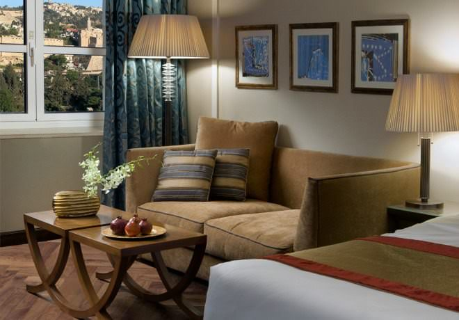 King David Hotel - Family Suite
