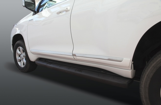 Chrome Side Moldings