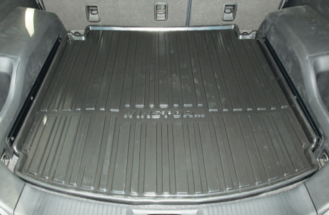 Cs-102: Trunk Mat