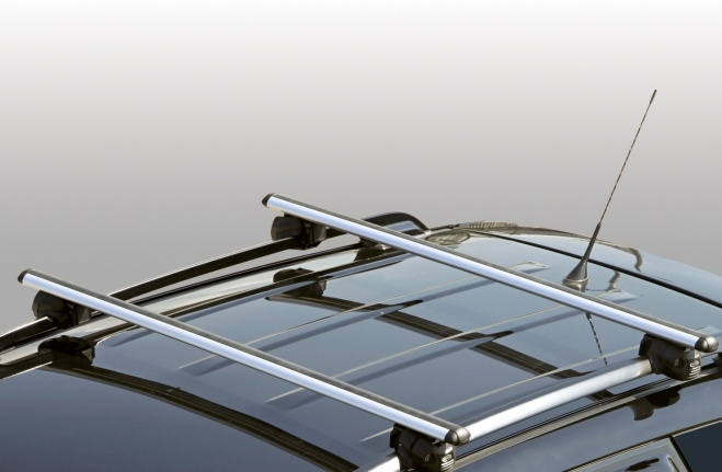912 - Two Poles Roof Rack