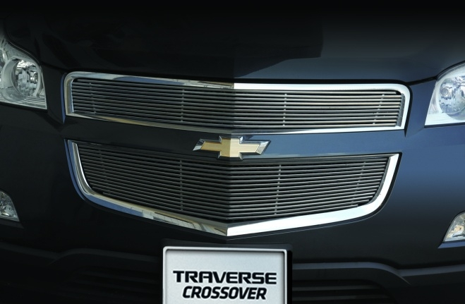 Chrome Grill