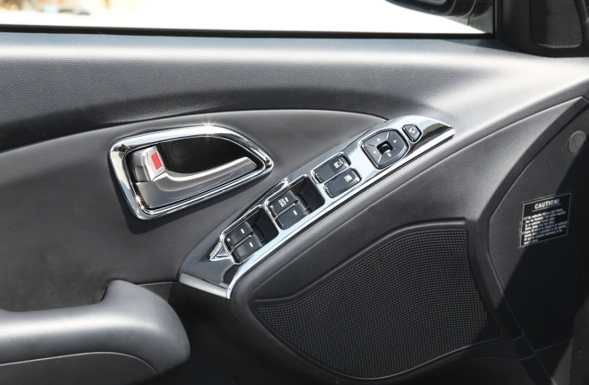 Internal Door Handles & Electric Windows Switches