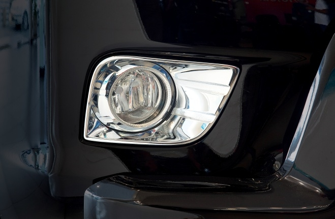 Chrome Fog Lamp Cover