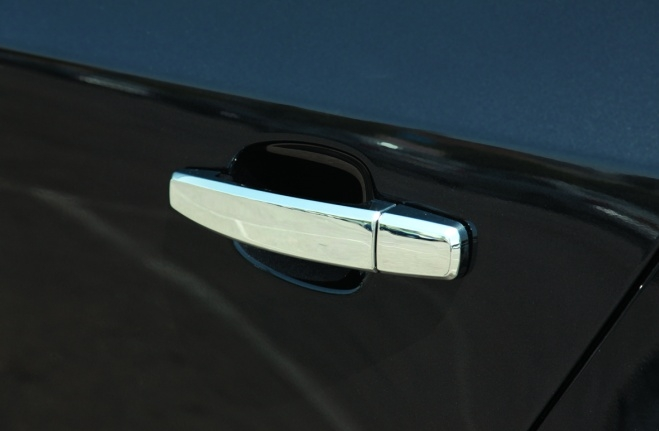CZ-101 Chrome Kit - Door Handle Cover