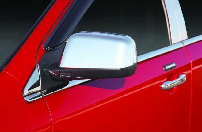 OF-119 - Chrome Side Mirror Cover