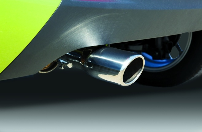 SP006 - Exhaust Cover