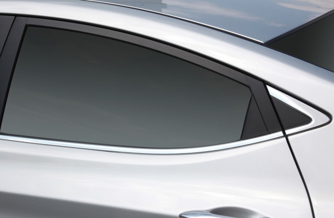 Window Accent Chrome Cover