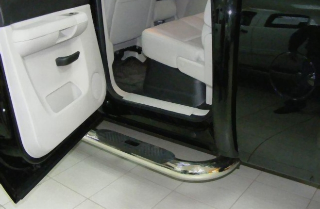 Gearbox - Under Seat Mounted Compartment
