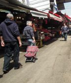 Tours of the Carmel Market
