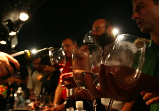 The Israel Museum Wine Tastings Festival