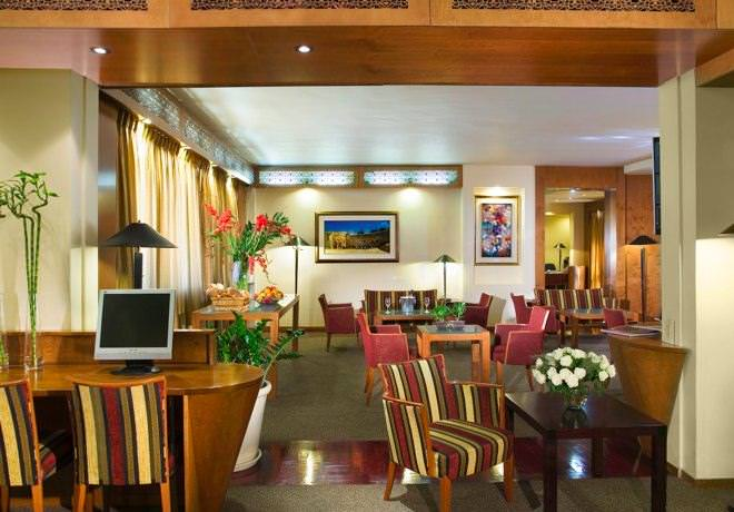 Dan Panorama Hotel - Business Lounge
