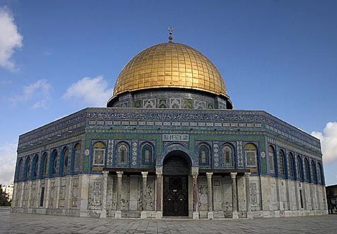 The Old City - The Dome of the Rock