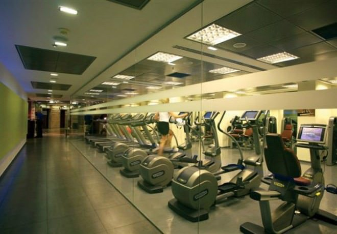 Inbal Hotel - Fitness Center