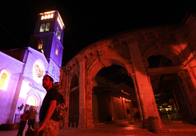 The Jerusalem Festival of Light