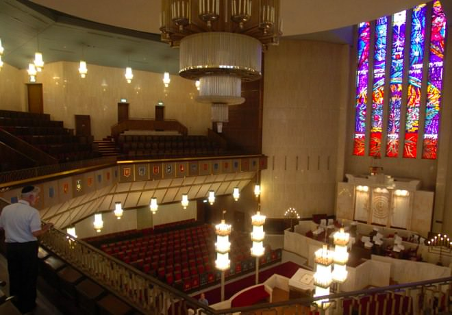 The Great Synagogue - Central Hall