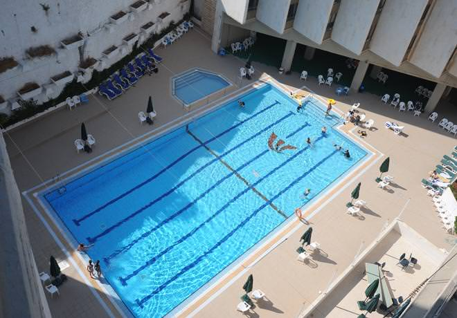 Rimonim Hashalom - Outdoors Pool