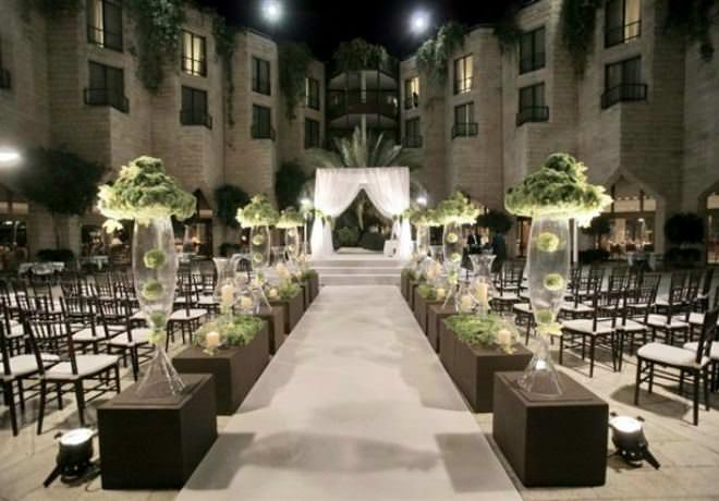 Inbal Hotel - Courtyard