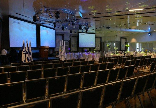 Crowne Plaza Hotel - Convention Hall