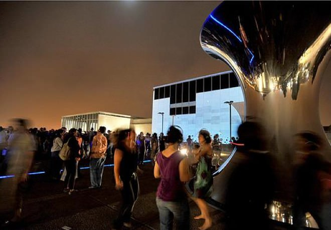 Night Summer Events at the Israel Museum