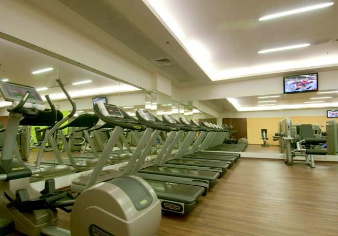 Ramada Hotel - Fitness Center