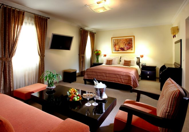 Jerusalem Gate Hotel - Suite
