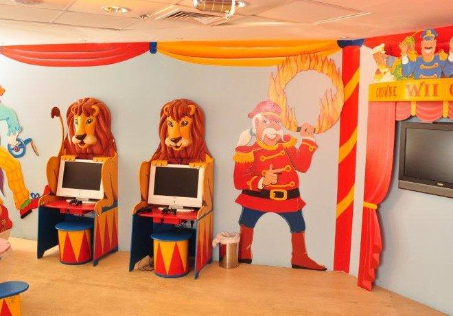 Crowne Plaza Hotel - Children's Club