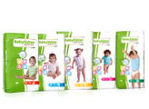 """BabySitter Performance"" (Home Brand) Baby Care"