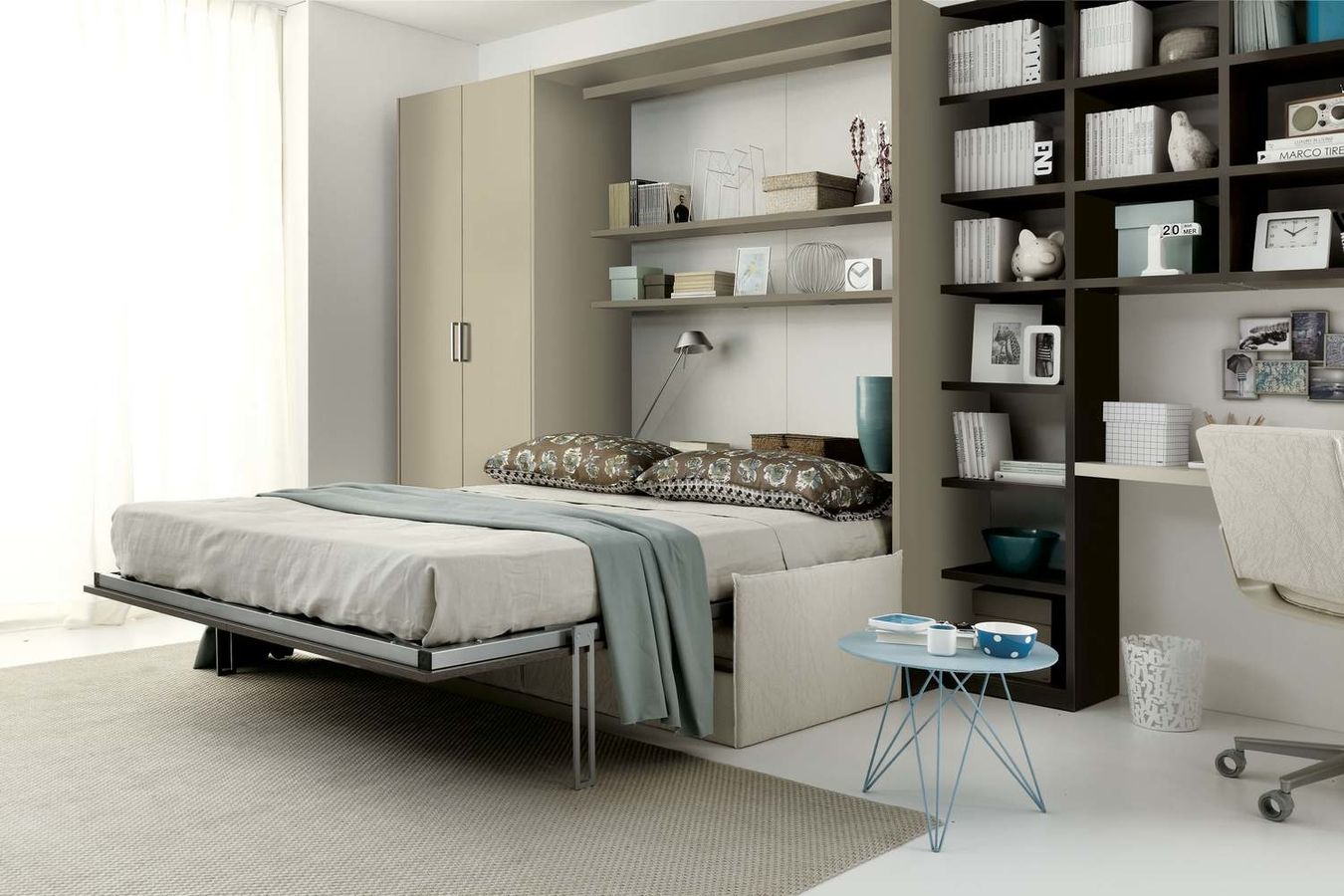 Wtu Children S Wall Bed 961 Milano Smart Living