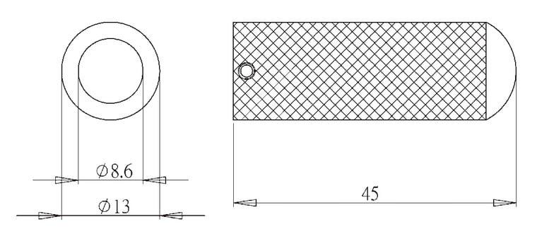 Micrometer - 16ETB - Extended Bar - micrometer gauge