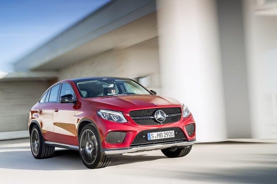 מעולה  חשיפה רשמית: מרצדס GLE Coupe שנת 2015. - Turbo Magazine CO-54