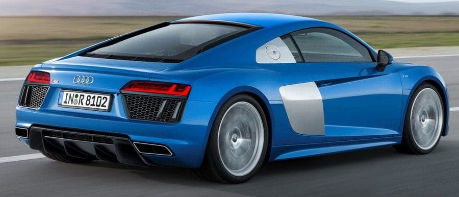 מקורי אאודי R8 החדשה 2015 בחשיפה רשמית. - Turbo Magazine MW-48