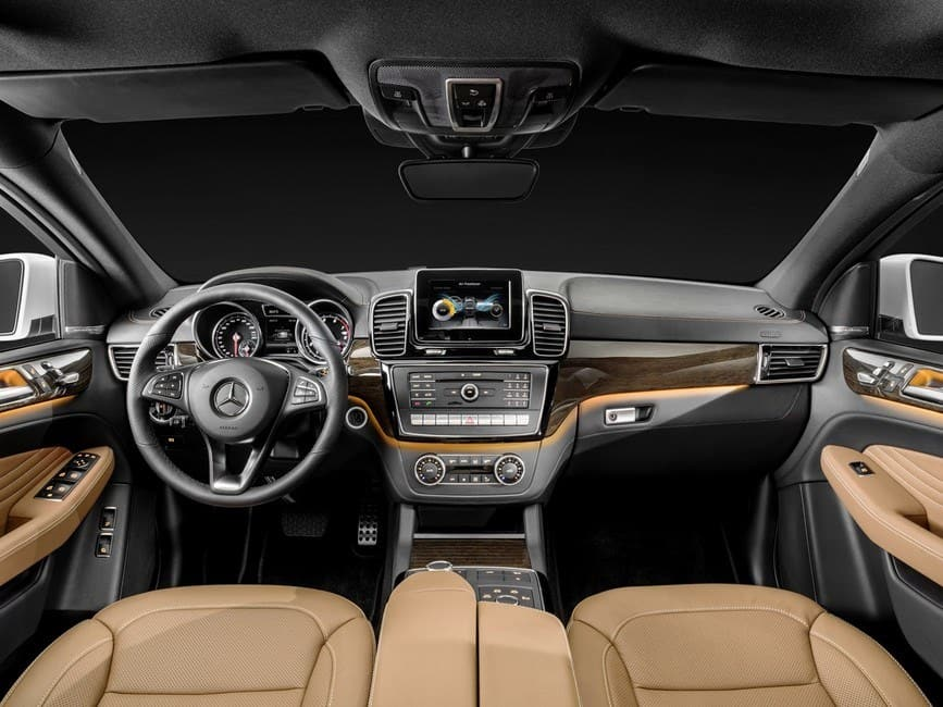 מרענן חשיפה רשמית: מרצדס GLE Coupe שנת 2015. - Turbo Magazine YQ-97
