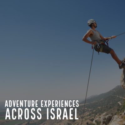 Adventure Experiences Across Israel
