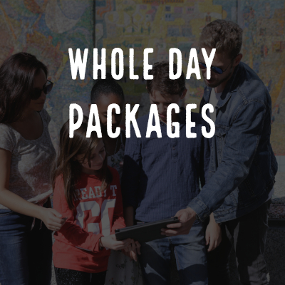 Whole Day Packages