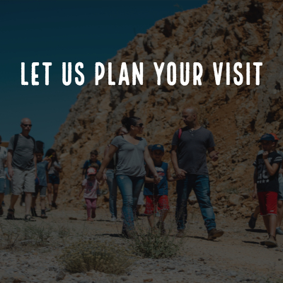 Let Us Plan Your Visit