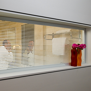 IN 2 GLASS Integral blinds – the Perfect Glazing Solution