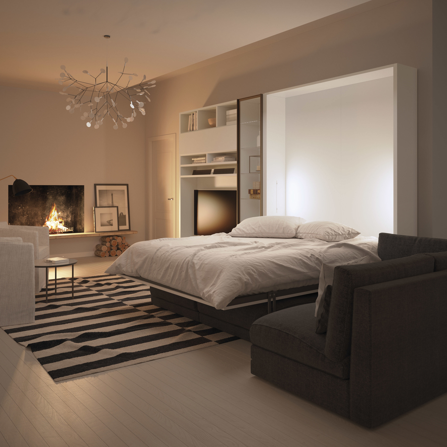 Wtu Wall Bed Sofa 206 Milano Smart Living