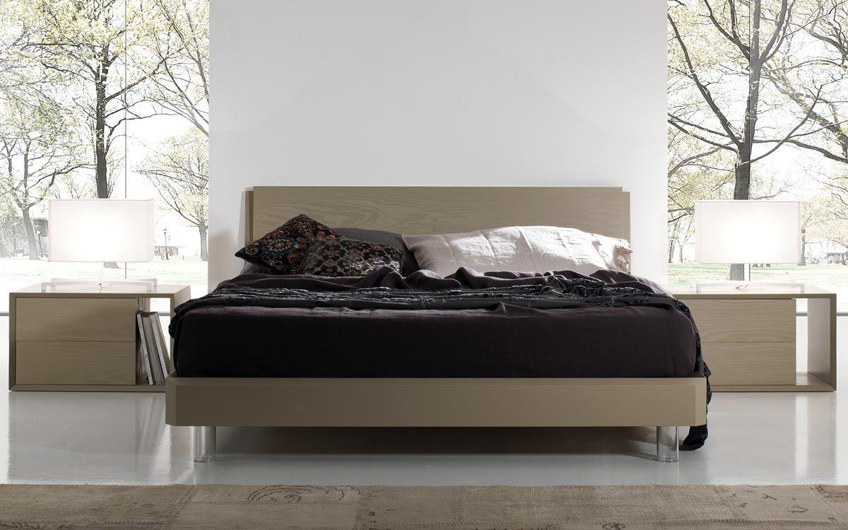 Ki Bed Shell Milano Smart Living